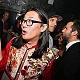 Phil Oh at Riccardo Tisci's International CFDA Award Celebration in New York. Photo: David X PruttingBFAnyc.com