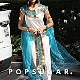 Jenna Dewan as Cleopatra