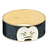 Squinting Mickey Mouse Enamel Bangle by Coach ($110)