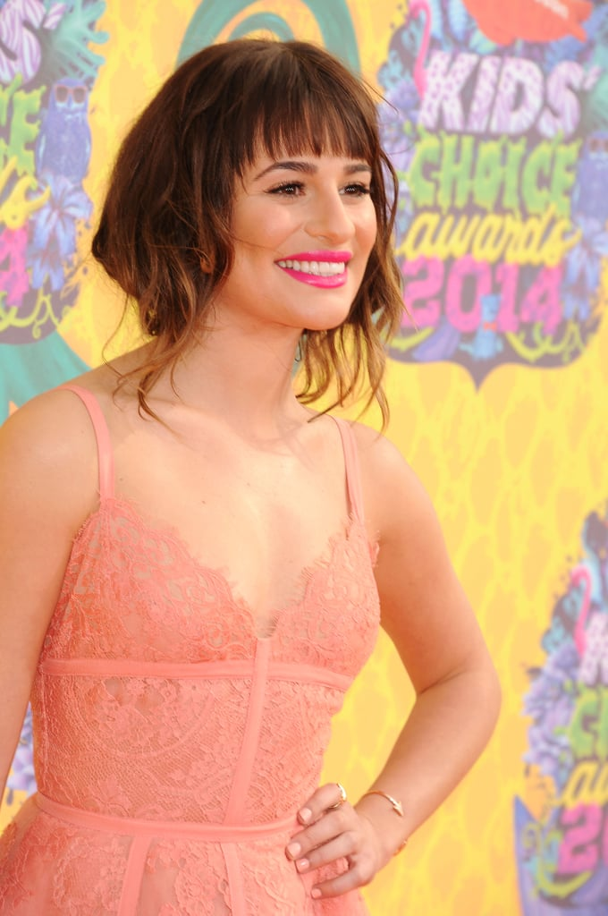 Not Ready to Snip? Go the Faux Bob Route Instead