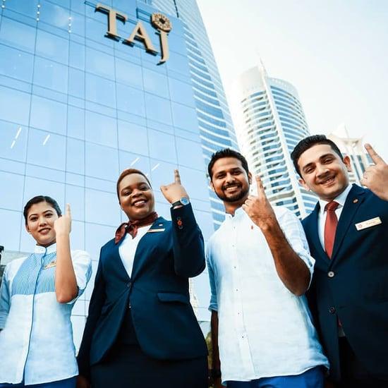 فندق تاج أبراج بحيرات جميرا يفتح أبوابه رسمياً في دبي 2019