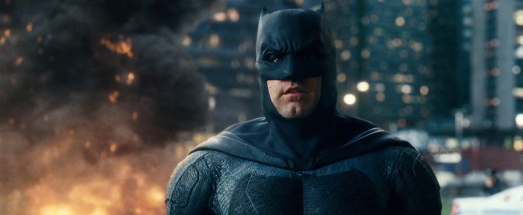 Ben Affleck Will No Longer Play Batman