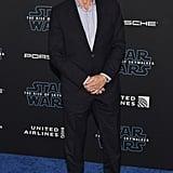 هاريسون فورد في العرض الأول لفيلم Star Wars: Rise of Skywalker في لوس أنجلوس