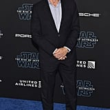 Harrison Ford at the Star Wars: The Rise of Skywalker Premiere in LA