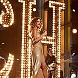 Maren Morris.      Related:                                                                                                           Maren Morris's ACM Awards Performance Was Super Subtle — JK, It Was Insanely Glam