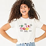 Ban.do Feel Good Ringer Tee