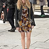Cressida Proves Florals and Leather Will Always Work Together