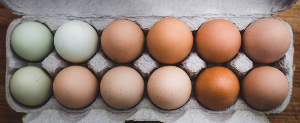 Difference in Types of Eggs