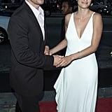 Tom Cruise et Penélope Cruz en 2001