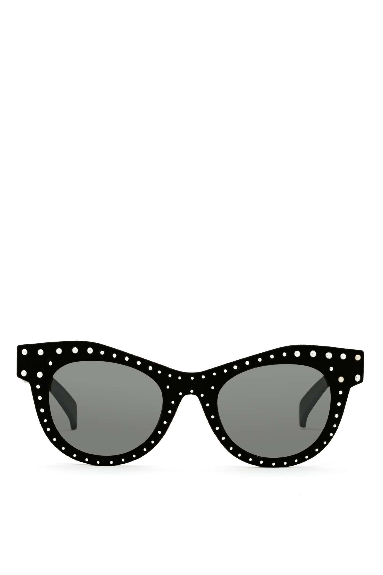 Italia Independent I-V Rock Studded Shades ($227)