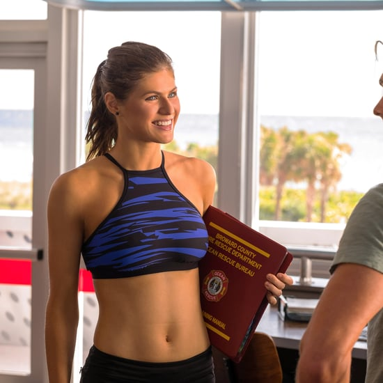 Alexandra Daddario's 20-Minute Full-Body Workout