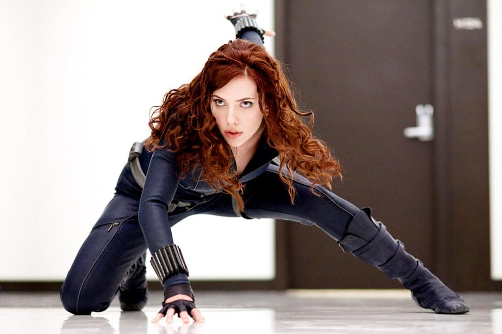 Black Widow S Hair In Avengers Endgame Theory Popsugar Beauty
