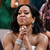 Regina King at the 2019 Oscars