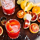 Ginger Blood Orange Margarita