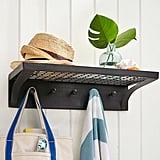 Bronze Pool Storage Shelf