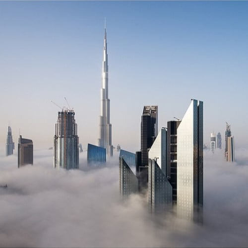 iPhone Falls From Skyscraper