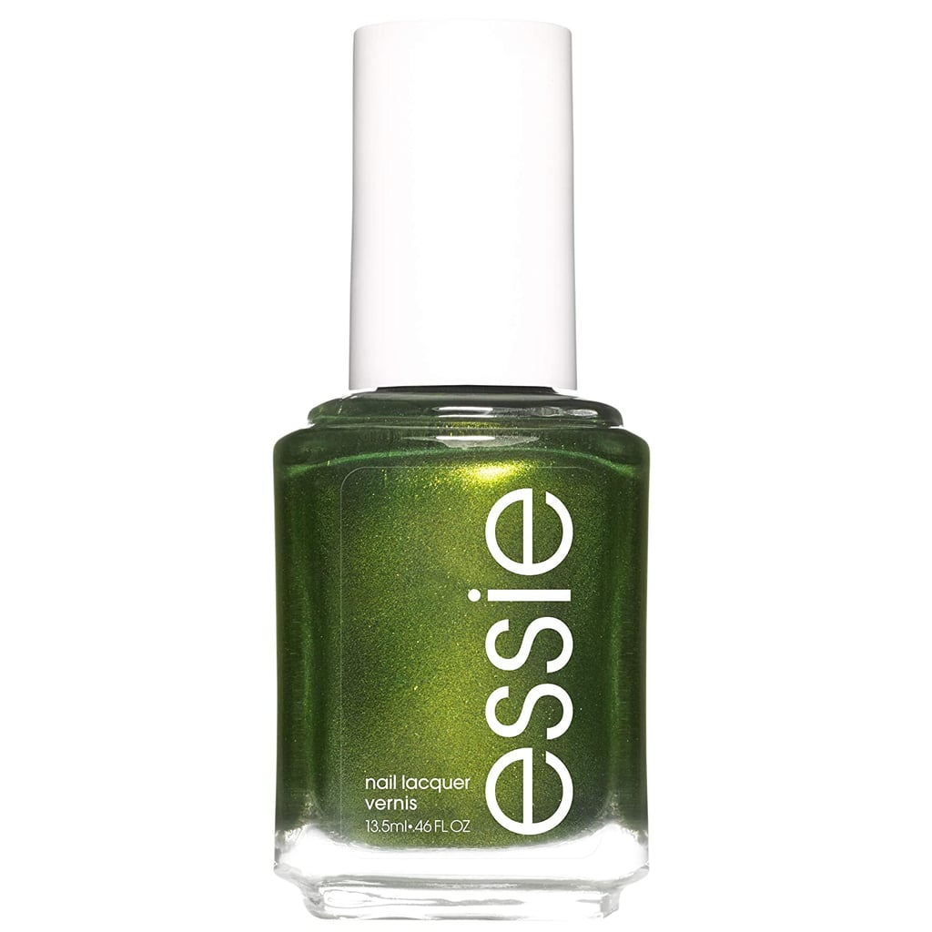 2020 Nail Color Trend: Earthy Emeralds