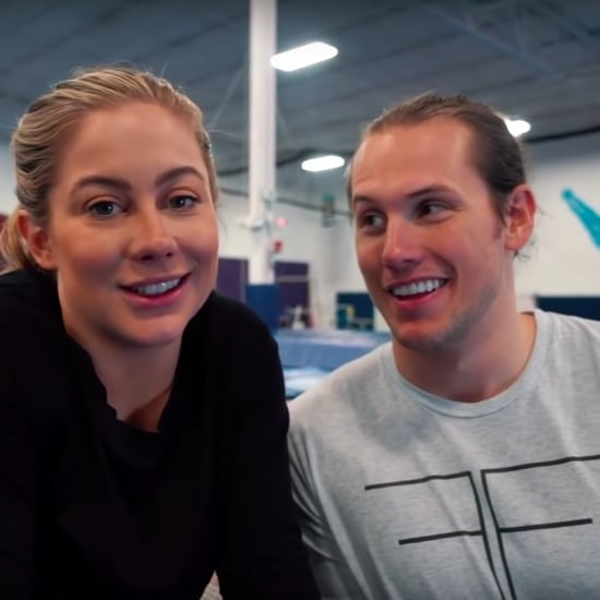 Shawn Johnson Gymnastics Video After Giving Birth