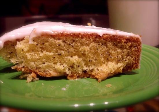 Zippy Zesty Lemon Poppy Seed Cake