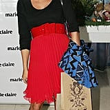 Pip Edwards at a Marie Claire event in 2006
