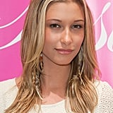 Hailey Baldwin's All-Natural Makeup in August 2011
