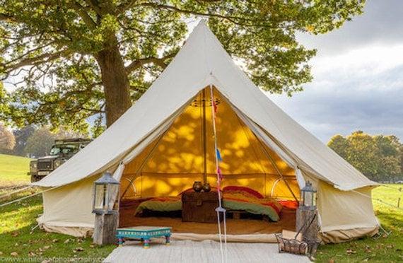 Luxury Bell Tent   Best Glamping Items 2018   POPSUGAR