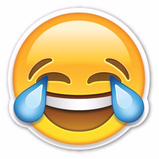 Emoji Named Word of the Year 2015