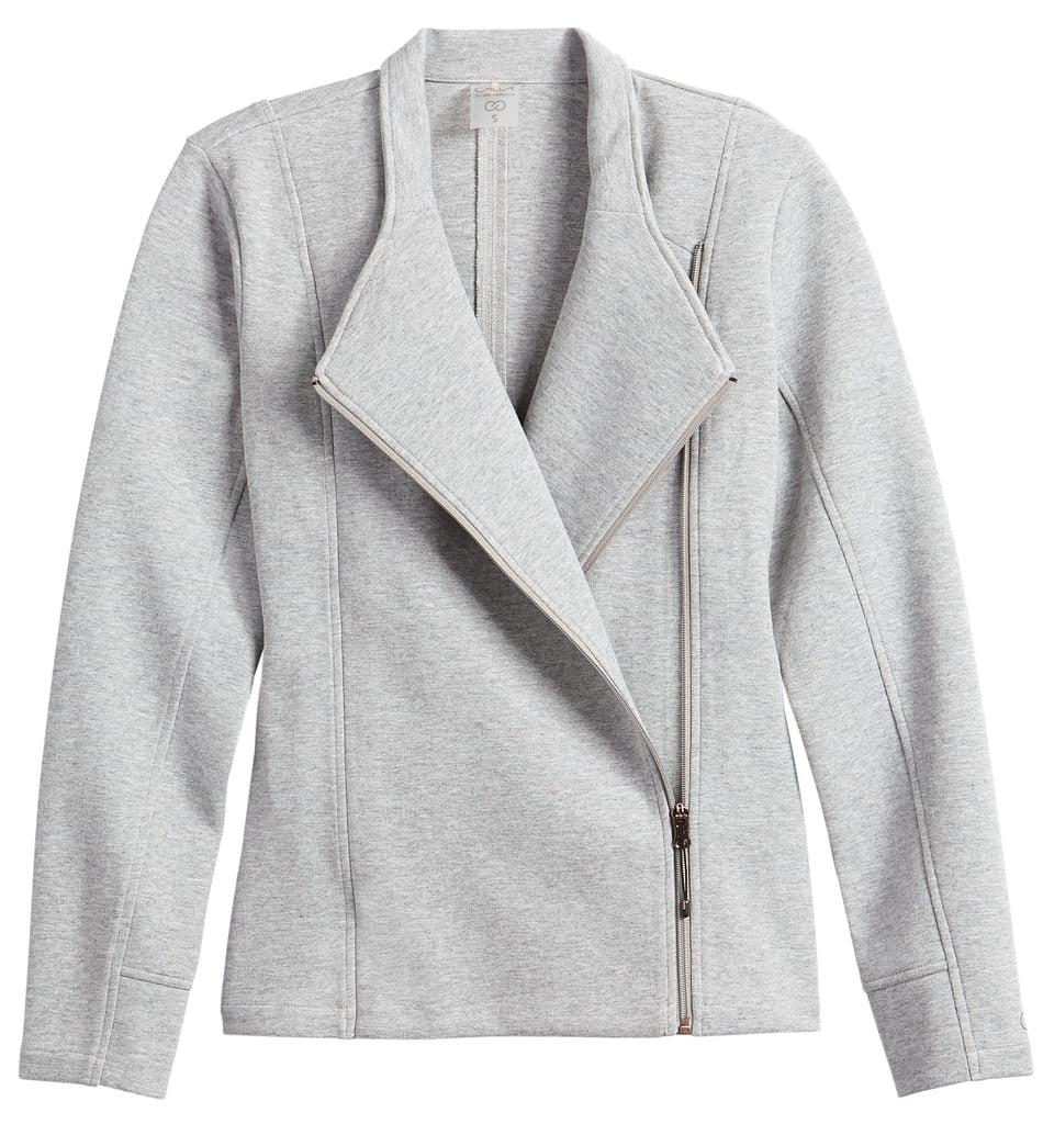 Calia Knit Moto Jacket