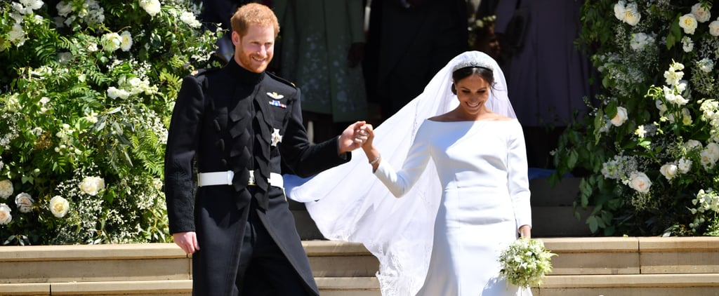 British Traditions at the 2018 Royal Wedding