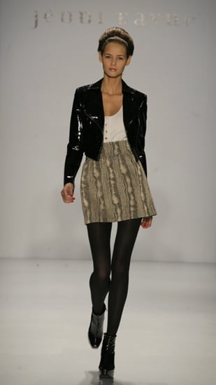 New York Fashion Week, Fall 2007:  Jenni Kayne