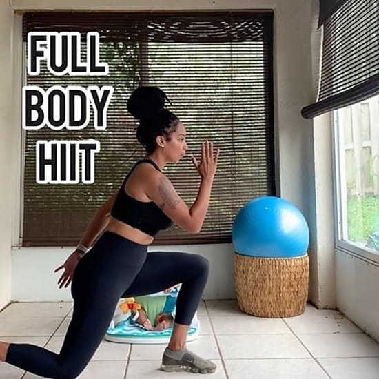 Shantel Wallace's 30-Minute Full-Body HIIT Workout
