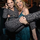 Rachael Leigh Cook and Missi Pyle had fun at the Condé Nast Traveler Hot List Party in LA.
