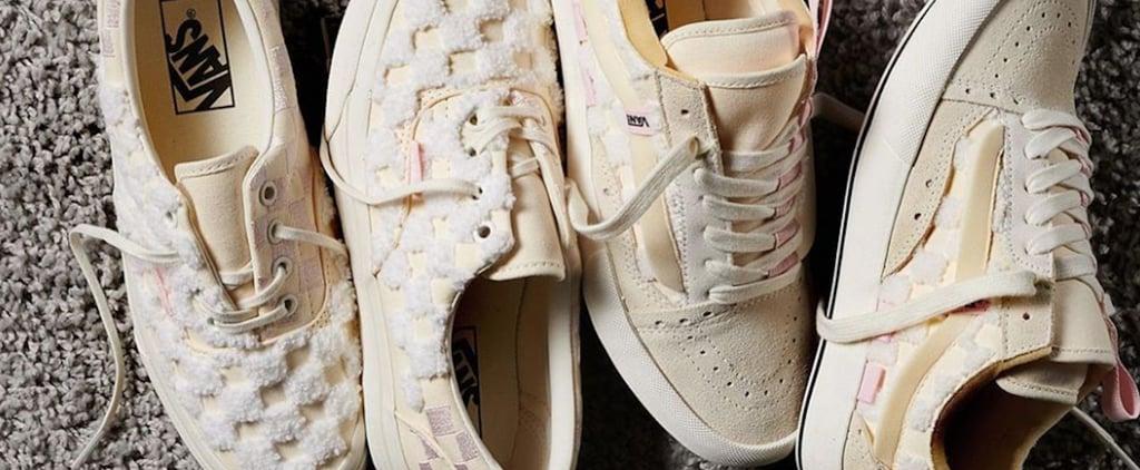 Vans Fuzzy Chenille Sneakers 2020