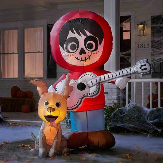 Disney's Coco Halloween Lawn Inflatable From The Home Depot