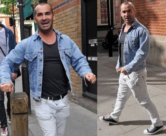Pictures of Louie Spence Who's Just Signed a £200,000 Deal with Sky1 for a New Dance Reality Series