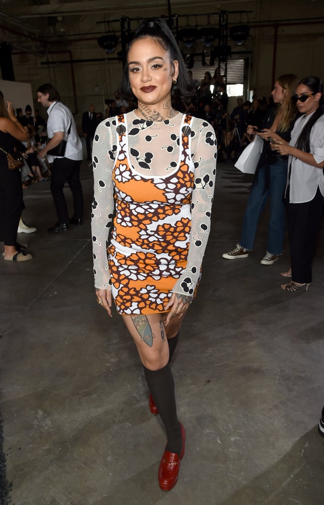 Kehlani at the 3.1 Phillip Lim New York Fashion Week Show