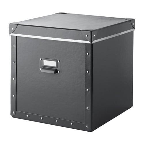 Fjälla Box With Lid ($6)