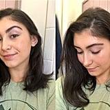 Clean Hair After Billie Floof Dry Shampoo