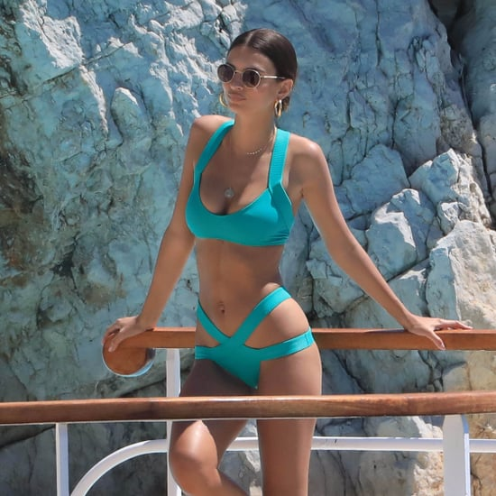 Emily Ratajkowski's Swimsuits by Personality Type