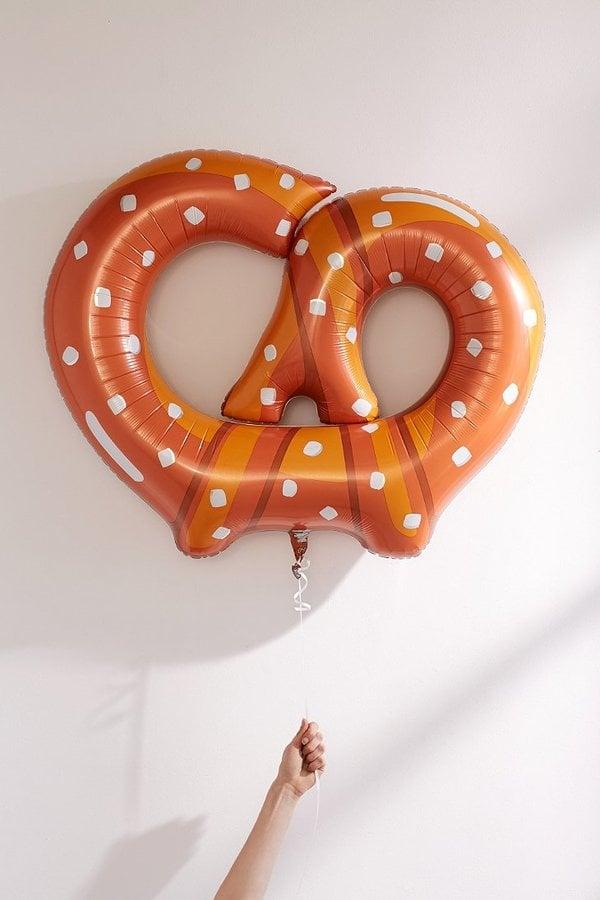 Urban Outfitters Pretzel Balloon ($8)