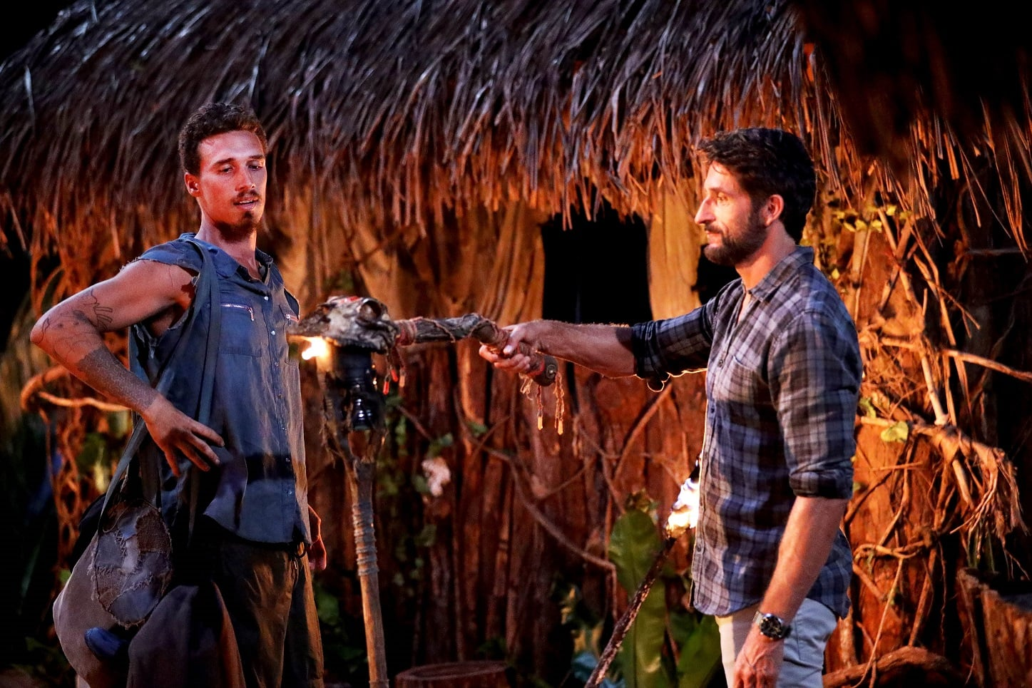 PHOTOGRAPH BY NIGEL WRIGHT. 2019AUSTRALIAN SURVIVOR...S4CHANNEL TEN.THIS PICTURE SHOWS...AS SERIES 4....EPISODE 23.