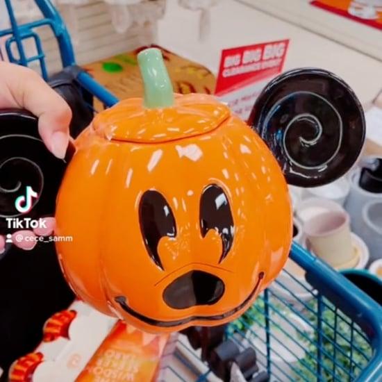 Mickey Mouse Halloween Cookie Jar Goes Viral on TikTok