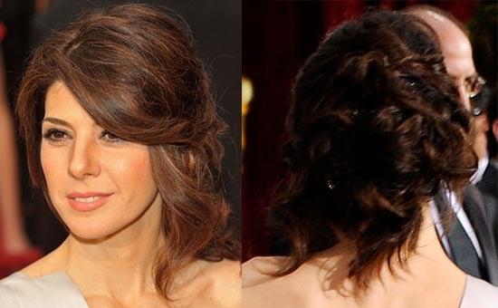Marisa Tomei Oscars Hair Tutorial