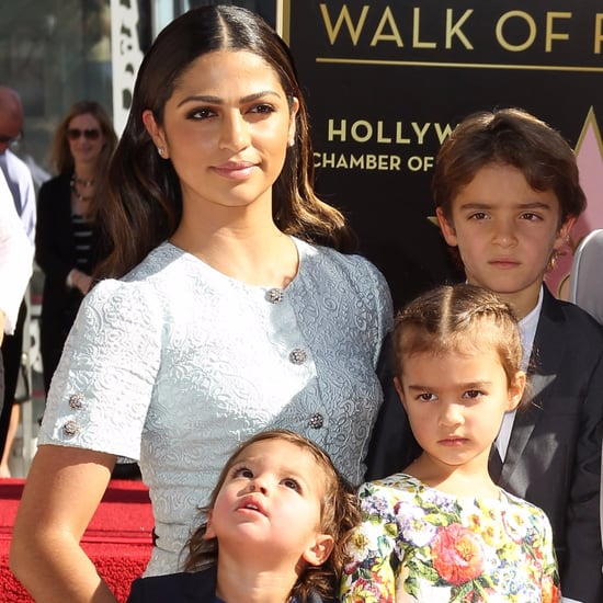 Camila Alves's Back to School Trick Instagram