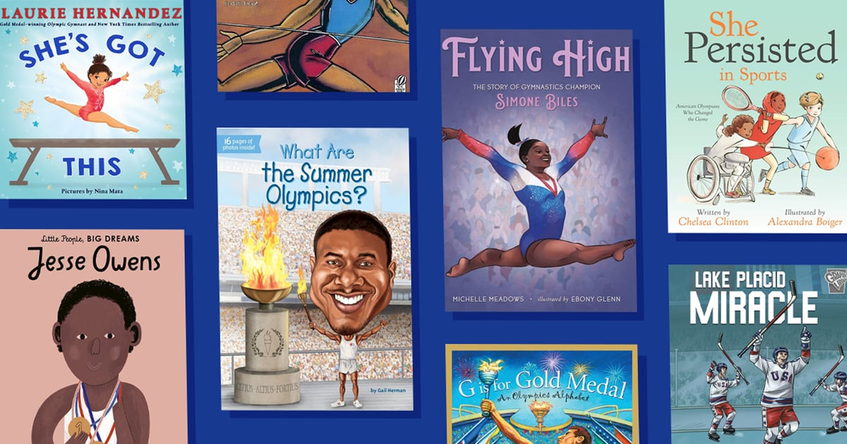 20 Picture Books About the Olympics For Kids to Read Before the Summer Games