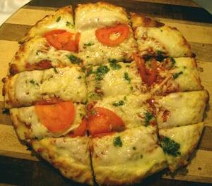 Wolfgang Puck's Pizza: Margherita