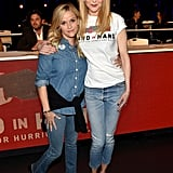Nicole Kidman and Reese Witherspoon Cute Pictures