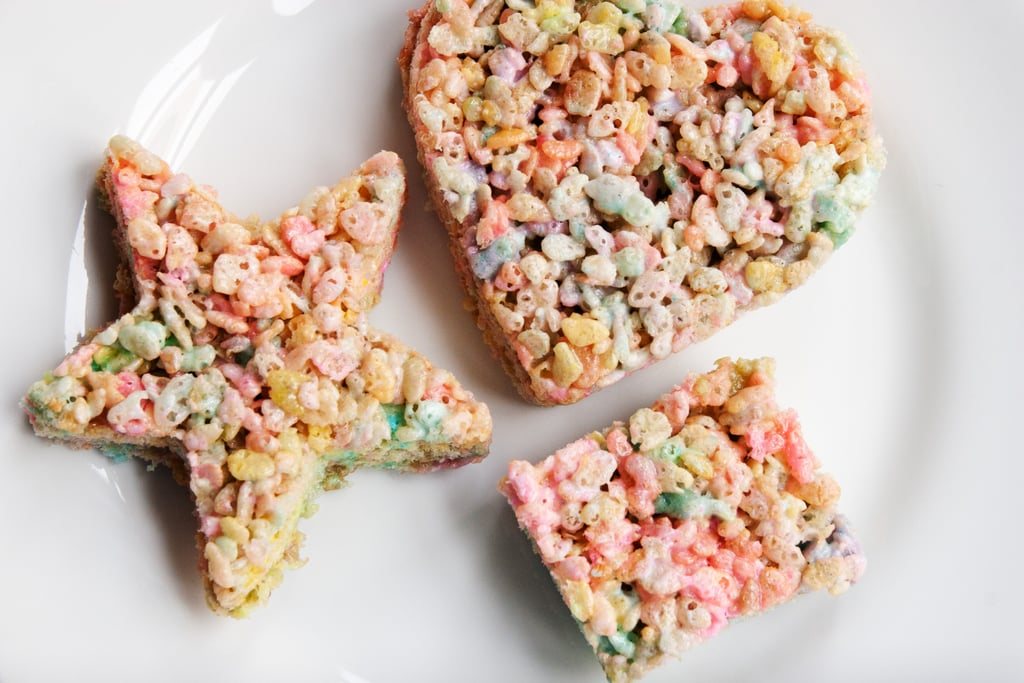 Peeps Krispies Treats