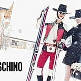 Moschino Fall 2012 Ad Campaign