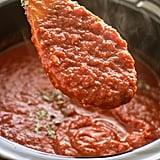 Roasted Garlic Tomato Sauce